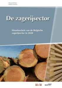 Resultaten van de enquête van de Belgische Houtconfederatie en Hout Info Bois over de zagerijsector in België in 2020.